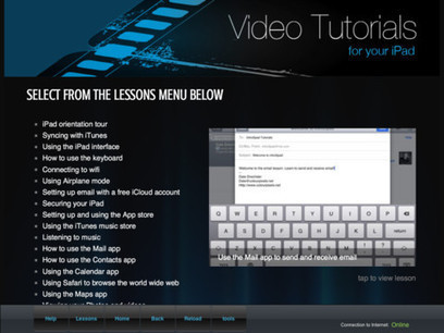 Video Tutorials For iPad – Will Help Those Who Are New To iOS 5 | iPad Apps Review Online | Edupads | Scoop.it