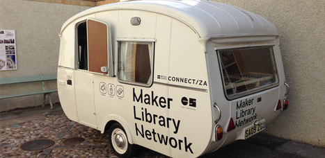The Maker Library Network | Makerspace Resources | Scoop.it