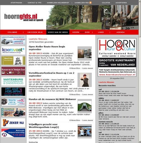 Theater het Pakhuis presenteert Brusselse sferen in het Westfries - Hoorngids   cultuurnieuws   Scoop.it