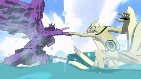 Animación hecha por fans de la batalla final entre Naruto y Sasuke | Noticias Anime [es] | Scoop.it
