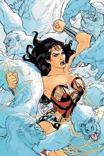 Spotlight on Gail Simone | Love of Super Heroes | Scoop.it