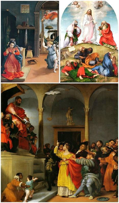 Sulle orme di Lorenzo Lotto nelle Marche | Le Marche un'altra Italia | Scoop.it