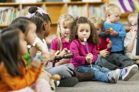 New study: Music therapy can help emotionally neglected kids | FMF | Scoop.it