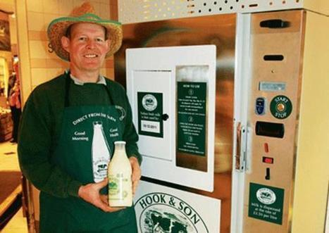 FSA drops charges against Selfridges over raw milk vending machine   Raw Milk   Scoop.it