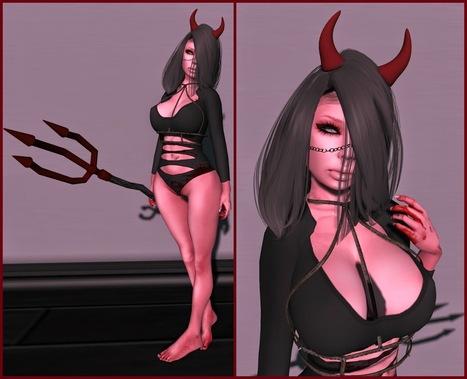 ♥JustDropIt♥: The Devil in I | JustDropIt | Scoop.it