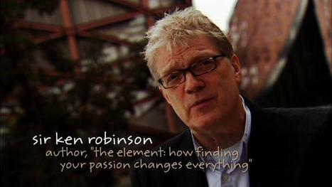 Changing Education From the Ground Up w/ Sir Ken Robinson - Teachers With Apps | 多読 TAB -tadoku and beyond- | Scoop.it