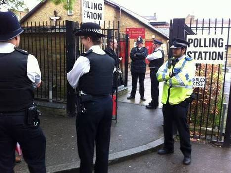 Police call for reinforcements at polling station fracas | Race & Crime UK | Scoop.it