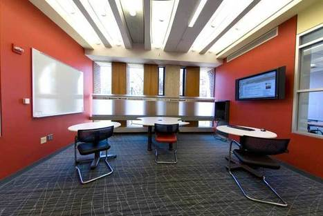 Facilities, Equipment and Software   Learning Spaces in Higher Ed   Scoop.it