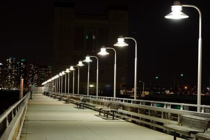 Des lampadaires « intelligents » qui n'éclairent que quand il faut | Innovation et technologie | Scoop.it