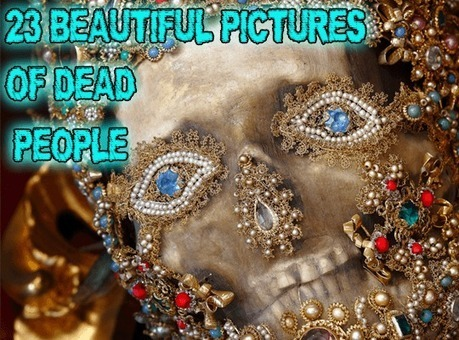23 Beautiful Pictures of Dead People - Smoke Jedi   Photoinfos   Scoop.it