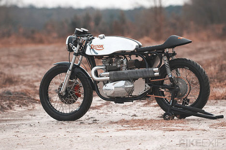 Loaded Gun Customs Triton | Cafe Racers | Scoop.it