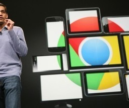 Google wants to let Chrome apps interact with your TV and other devices   screen seriality   Scoop.it