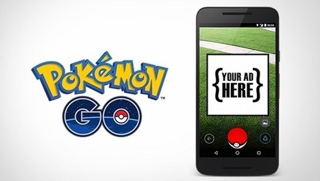 Pokemon Go: Five examples of brands catching the augmented reality craze | Netimperative - latest digital marketing news | Integrated Brand Communications | Scoop.it