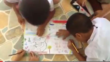 Usages des cartes mentales dans une école de Thaïlande | Classemapping | Scoop.it