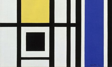Marlow Moss: forgotten art maverick - The Guardian | Abstract Art | Scoop.it