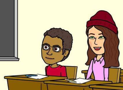 Educational Software | Teaching with Comics | Bitstrips for Schools | Room 208 Student Resources | Scoop.it