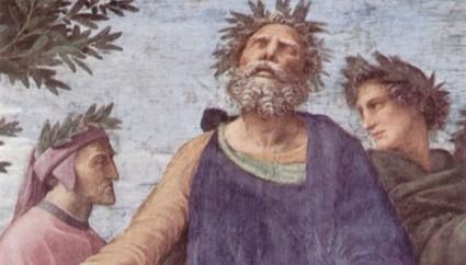 Homero, Virgilio y Dante: tres viajes literarios | Literatura latina | Scoop.it