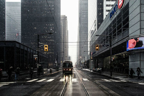 Toronto cityscapes by Jamal Burger | Fuji X-E1 and X100(S) | Scoop.it