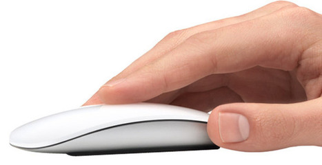 Apple Patent Improves The Mouse With Force Detection And Haptic Feedback | TechCrunch | Apple in Business | Scoop.it