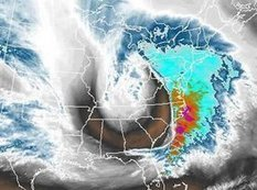 Winter Storm Euclid Punctuates Year of Extreme Weather | Sustain Our Earth | Scoop.it