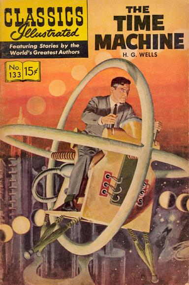 'The Time-Machine' Comic | omnia mea mecum fero | Scoop.it