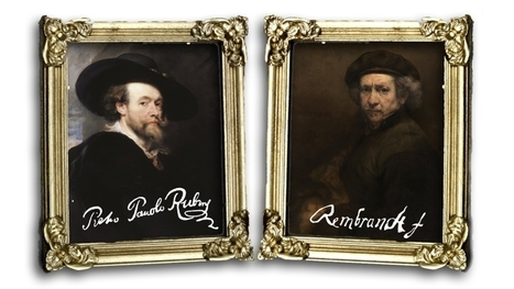 #Rubens vs #Rembrandt   which of the two Northern #Baroque painters do you prefer?   Baroque   Scoop.it