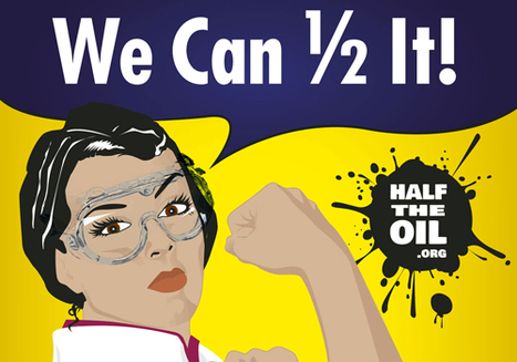 How to Cut U.S. Oil Usage in Half | EcoWatch | Scoop.it