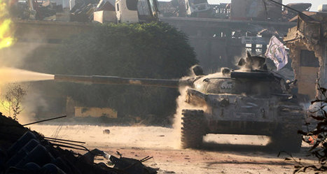 Turkish Military Clashes With Syrian Opposition Groups | Global politics | Scoop.it