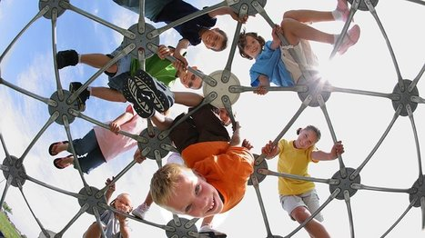 Longer Recess, Stronger Child Development | Innovation Disruption in Education | Scoop.it