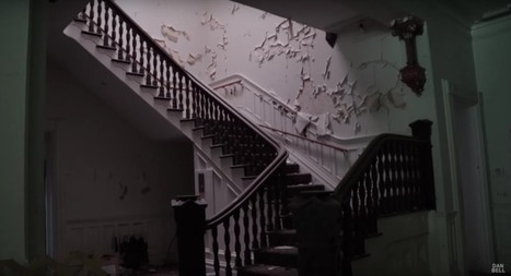 There's Something Nightmarish About This Abandoned Children's Asylum | Modern Ruins | Scoop.it