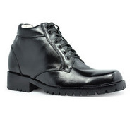 Black men height elevator boots that make you taller 9cm / 3.54inch | Tall Elevator boots men increase height | Scoop.it