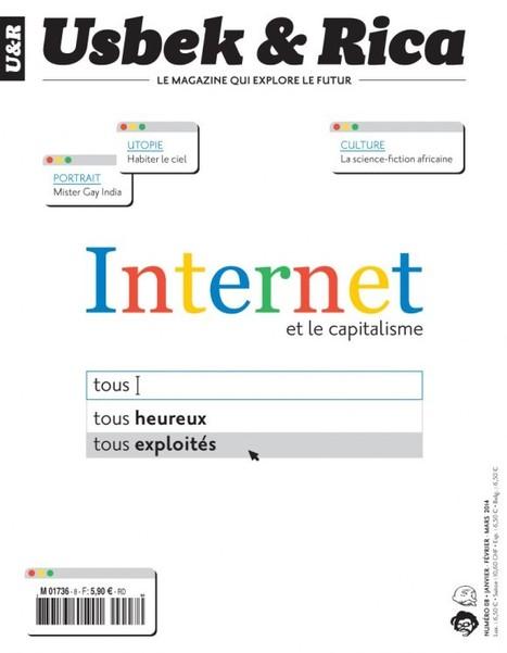 Magazine Usbek & Rica #12 - En kiosques le 23 janvier 2014   Weekly agenda of events for innovation - Paris - CR   Scoop.it