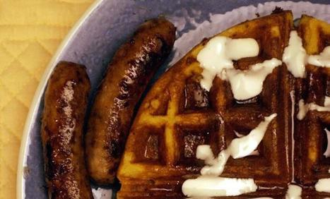 6 great waffle recipes for breakfast, dinner, anytime - Los Angeles Times | ♨ Family & Food ♨ | Scoop.it