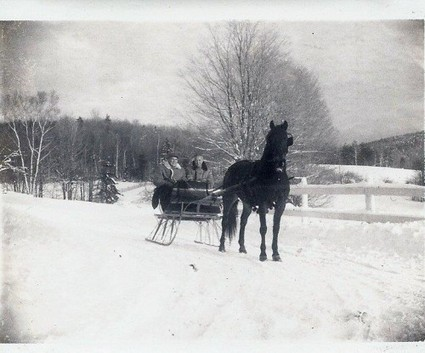 Horses in History: 10 nostalgic holiday horse photos | Horse and Rider Awareness | Scoop.it