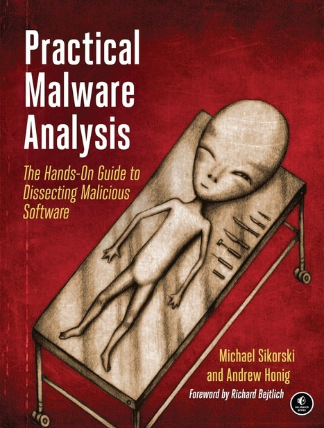 Practical  #Malware  #Analysis,  a complete starter #kit . | Hacking Wisdom | Scoop.it