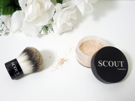 Scout Cosmetics Mineral Powder Foundation - Review | Makeup Zone | Scoop.it