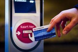 Treinprobleem blinden met de ov-chipkaart voorbij - Metronieuws.nl | verzorgingsstaat maatschappijleer | Scoop.it