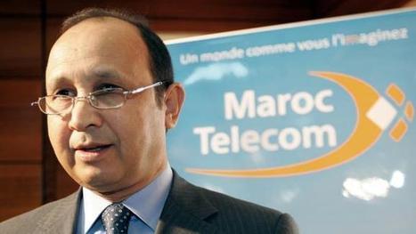 Maroc Telecom's Net Income Down 17.4% In 2013   Morocco World ...   The Morocco Daily   Scoop.it