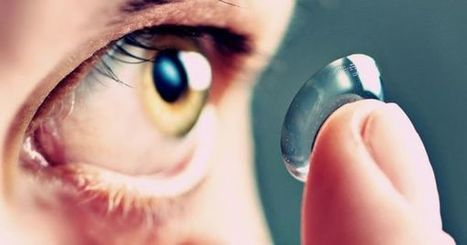 Sony's Smart Contact Lenses Can Record What You See | TIC - Recull de consells i recursos | Scoop.it