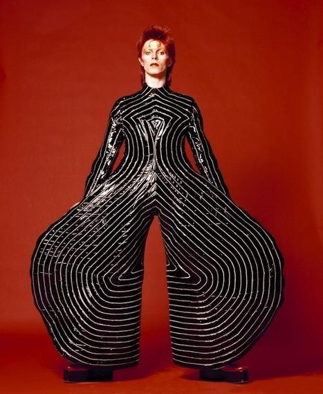David Bowie, l'échappée belle de la mode | Le blog mode de l'homme urbain | Scoop.it