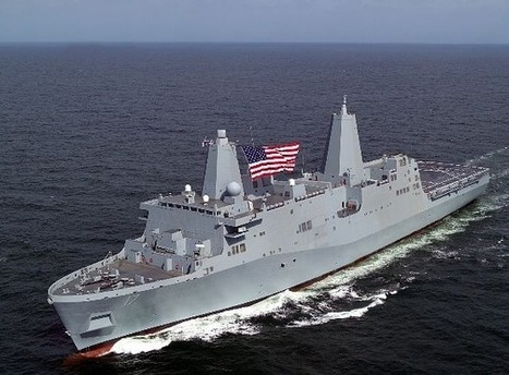 New Navy Ship to be Named USS Portland - US Navy SEALs Blog & Information (blog) | Navy Seals | Scoop.it