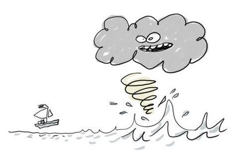 C'est quoi, un typhon ? Vidéo de la semaine   1jour1actu   Scoop.it