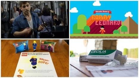 10 currículums creativos para buscar trabajo | La criatura creativa | Recursos Humanos 2.0 | Scoop.it
