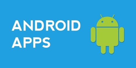 The Best Android Apps | Android Apps in Education | Scoop.it