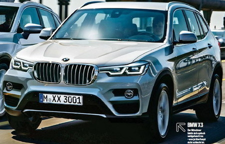 New BMW X3 Avaible in 2017 | Best Car In The World | Scoop.it