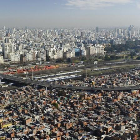 Segregación urbana en 6 fotos aéreas   Espacios Multiactorales   Scoop.it