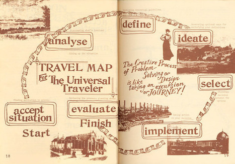 The Universal Traveler: A Vintage Guide to Creative Problem-Solving | traveler | Scoop.it