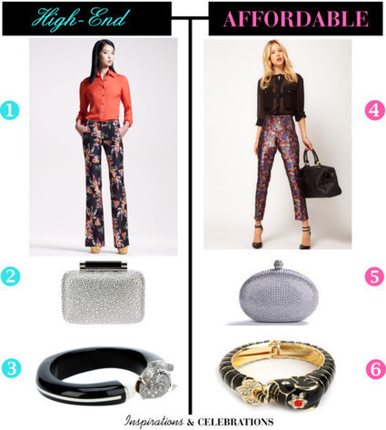 High-End vs. Affordable Fashion | THE LOS ANGELES FASHION | Best of the Los Angeles Fashion | Scoop.it