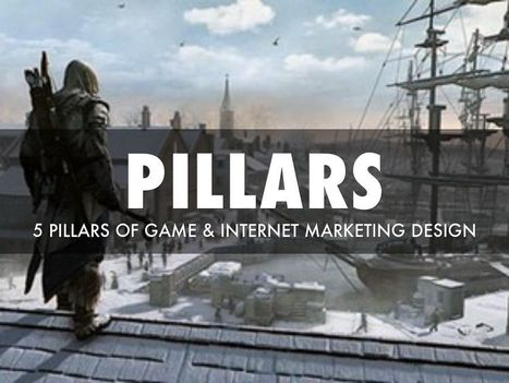 5 PILLARS of Game & Internet Marketing Design via @HaikuDeck | Ecom Revolution | Scoop.it
