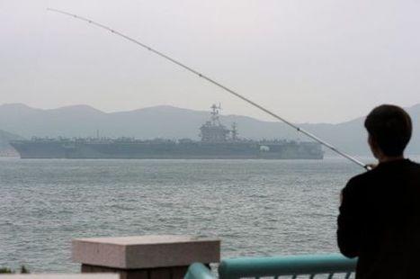 EE UU envía un portaaviones nuclear a Filipinas   Relations internationales   Scoop.it